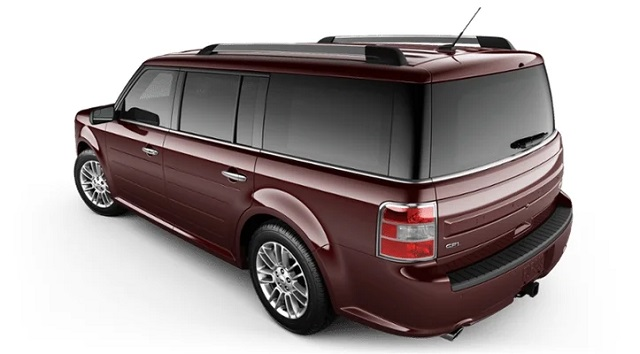 2021 Ford Flex contrasting roof