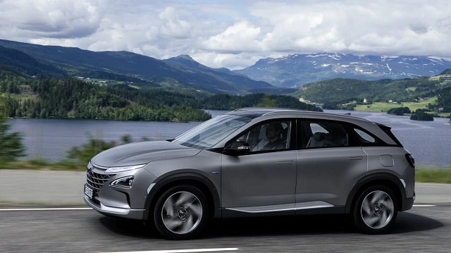 2021 Hyundai Nexo changes
