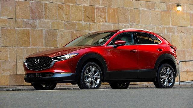 2021 Mazda CX-3 hybrid