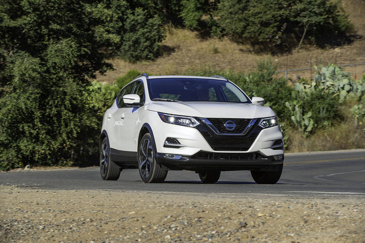 2021 Nissan Rogue Sport Changes And New Generation 2020 2021 Best Suv Models