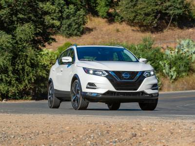 2021 Nissan Rogue Sport changes