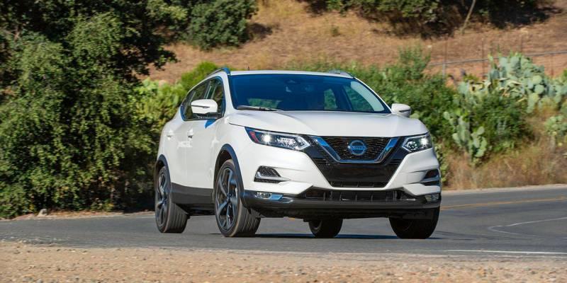 2021 Nissan Rogue Sport changes