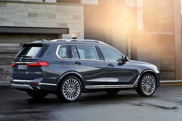 2021 BMW X7 price