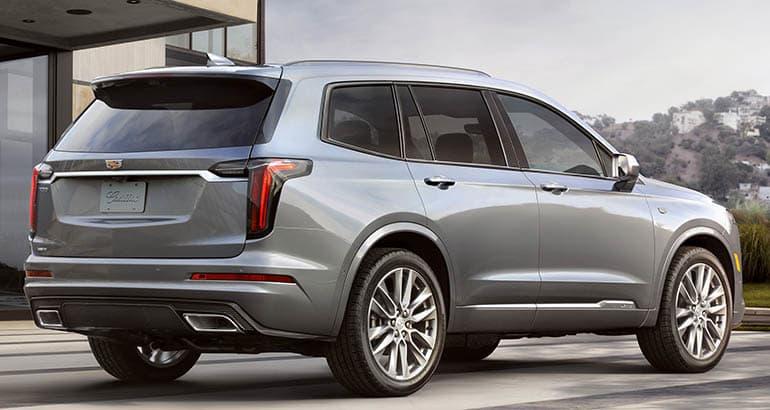 2021 Cadillac XT6 price
