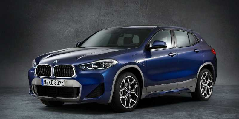 2021 BMW X2 Front