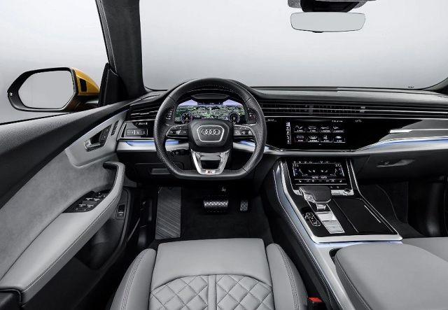 2021 Audi Q9 Interior
