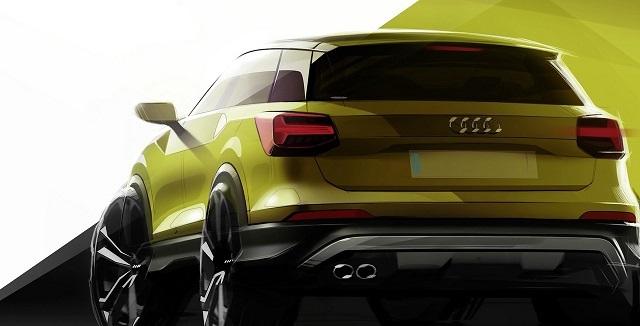 2021 Audi Q9 drawing
