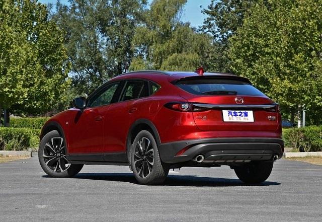 2021 Mazda CX-4 release date