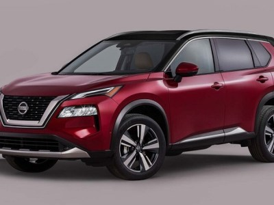2021 Nissan X-Trail Featured