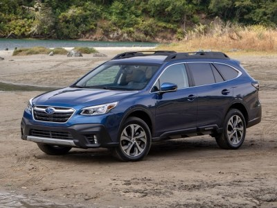 2021 Subaru Outback featured