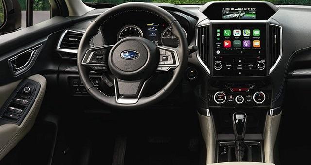 2022 Subaru Forester Interior