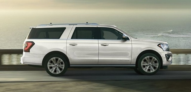 2021 Ford Expedition Max release Date