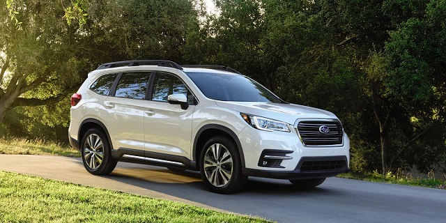 2022 Subaru Ascent changes