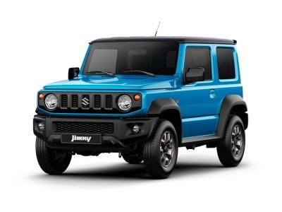 2021 Suzuki Jimny Featured