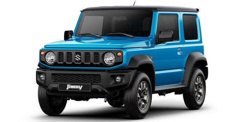 2021 Suzuki Jimny Featured