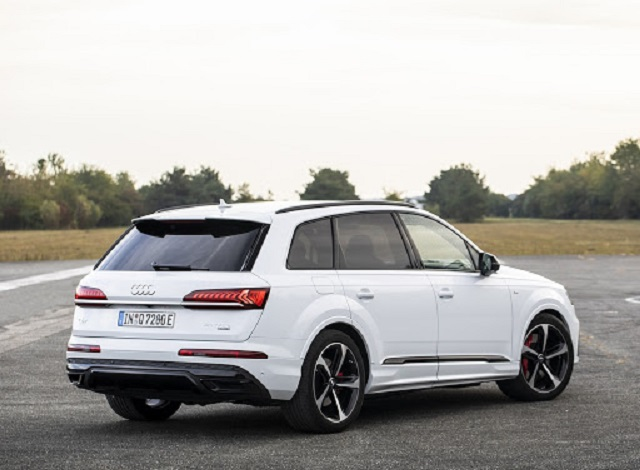 2022 Audi Q7 towing capacity