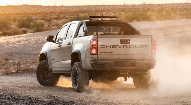 20222 Chevy Colorado Release Date
