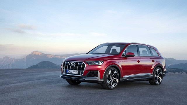 2022 Audi Q9 Q7