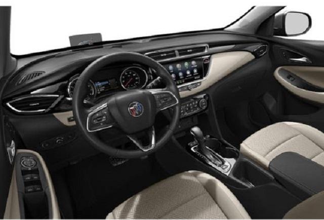 Buick Encore GX Interior