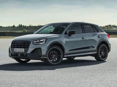 2022 Audi Q2 featured