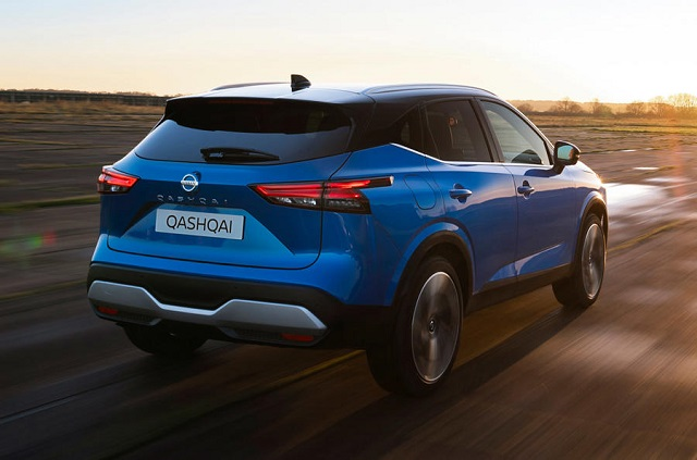 2022 Nissan Qashqai Release Date