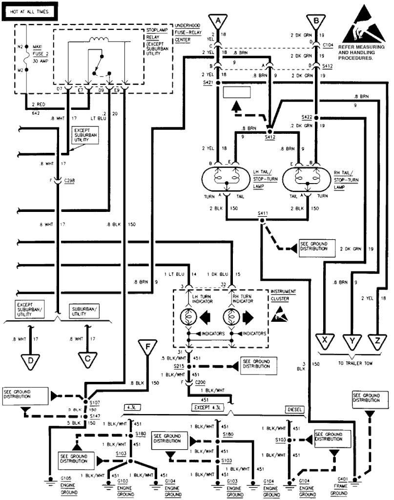 [DIAGRAM] 2003 Saturn Ion Turn Signal Wiring Diagram FULL