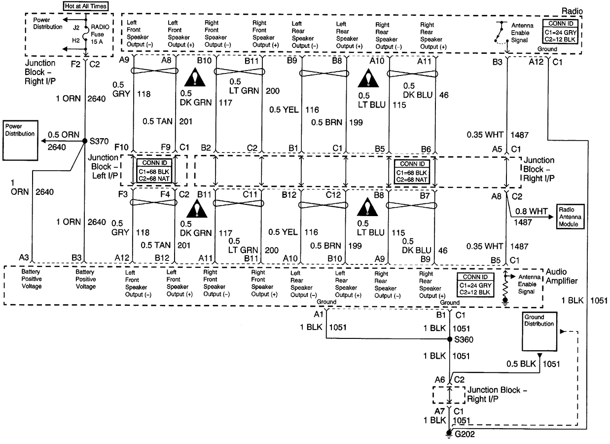2007 Chevy Colorado Radio Wiring Diagram For Your Needs