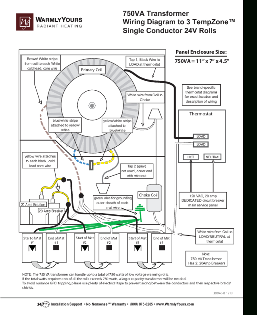 240V 24V Transformer Wiring Diagram For Your Needs