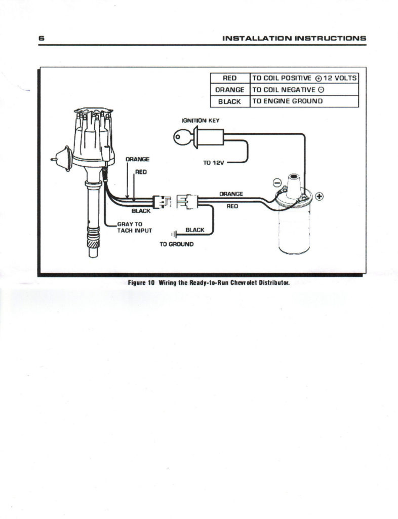 Gm Hei Distributor Wiring Diagrams Schematics At Accel
