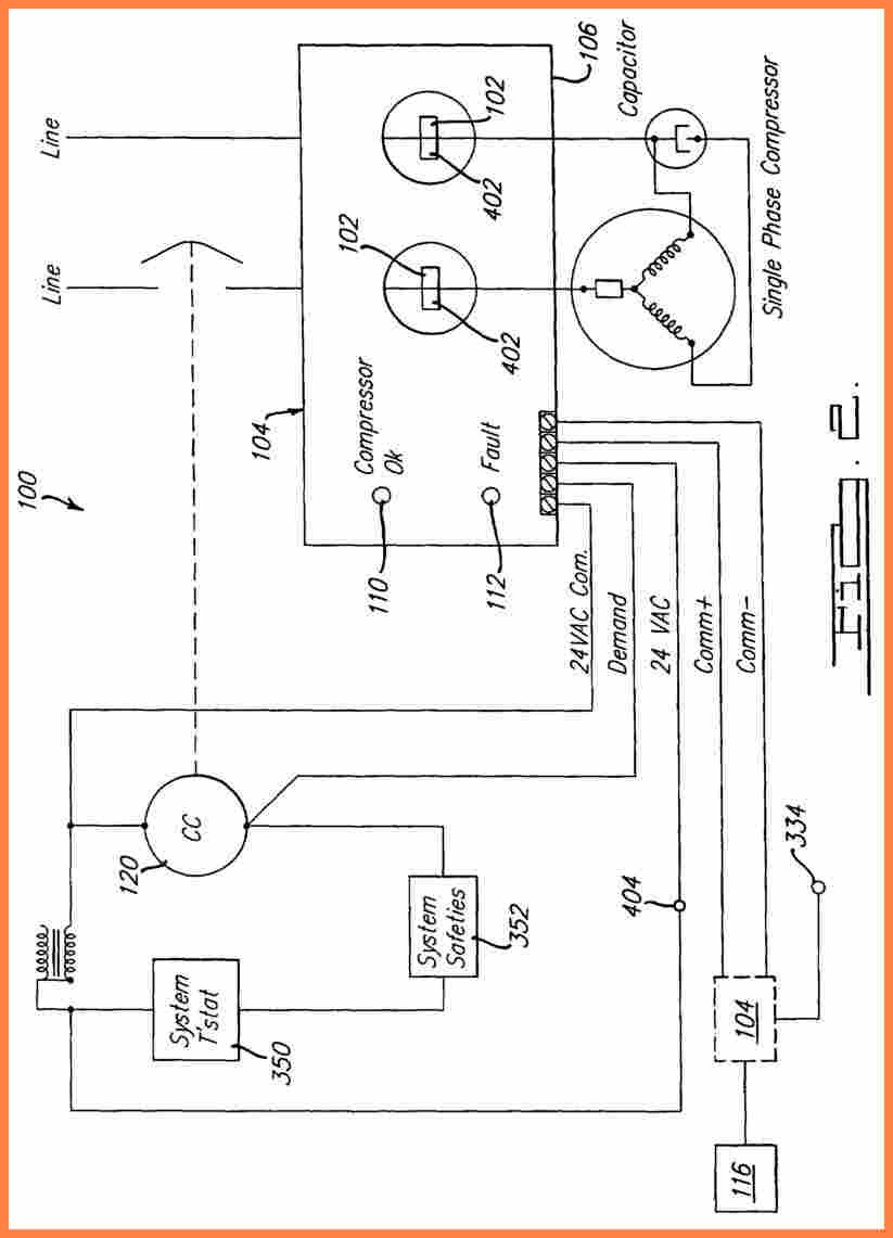 Copeland Compressor Wiring Diagram Single Phase : copeland, compressor, wiring, diagram, single, phase, Single, Phase, Compressor, Wiring, Schematics, Controlwiring.dvi-d.jeanjaures37.fr
