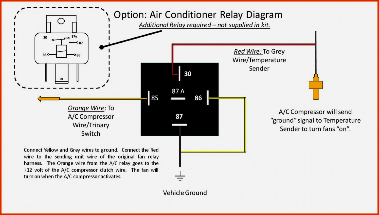 Spdt Relay Wiring Diagram Multiple Auto Electrical Wiring