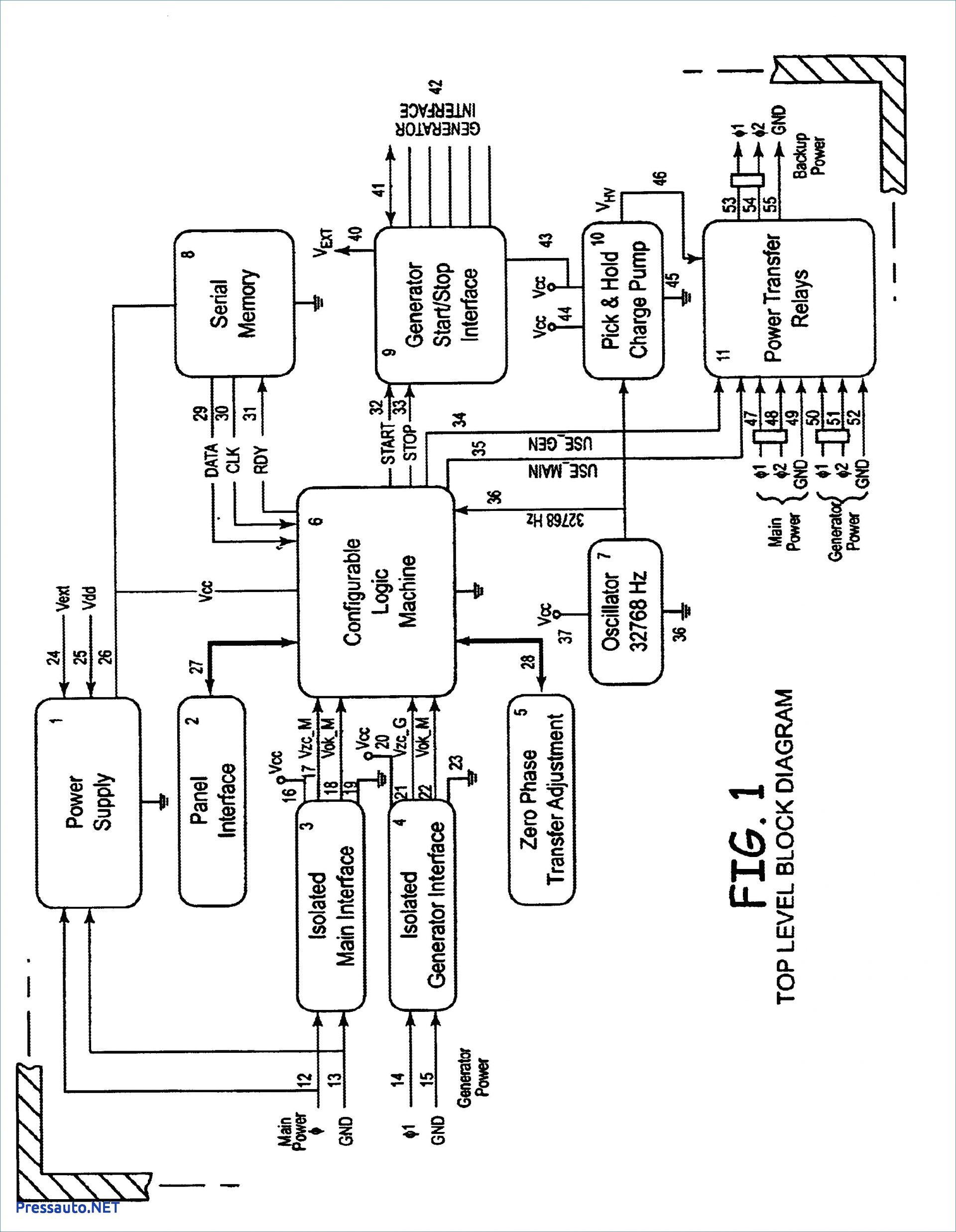 Generac Manual Transfer Switch Wiring Diagram