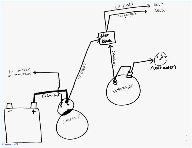 Gm Alternator Wiring Diagram Internal Regulator New Fresh