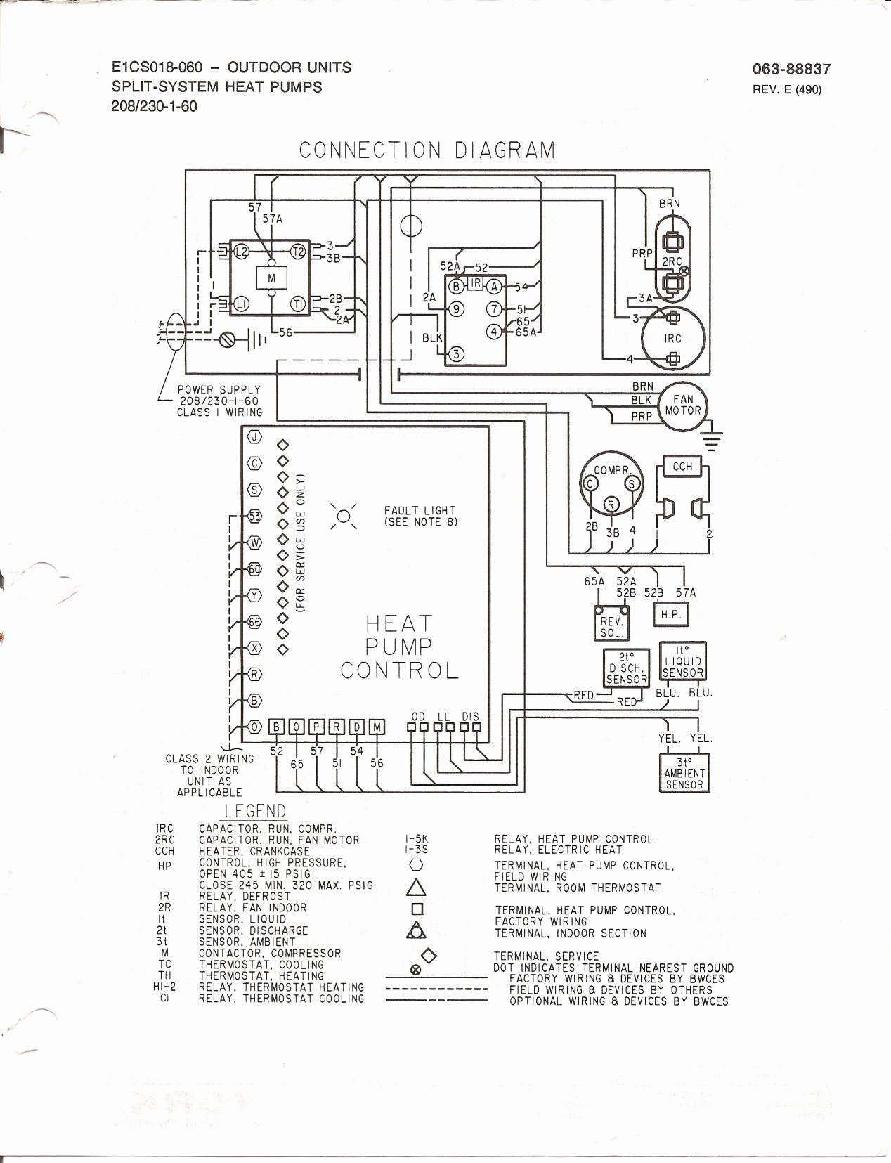 Furnace Control Board Wiring Diagram Volovets Info