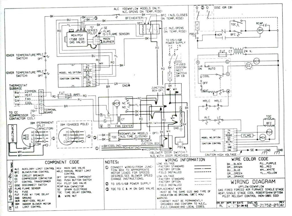 Goodman Hkr 15C Wiring Diagram Awesome Goodman Package