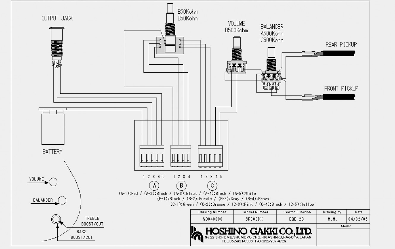[DIAGRAM] Esp Ltd Guitar Wiring Diagram FULL Version HD