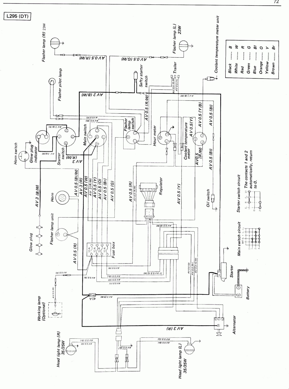 Kubota Wiring Diagram