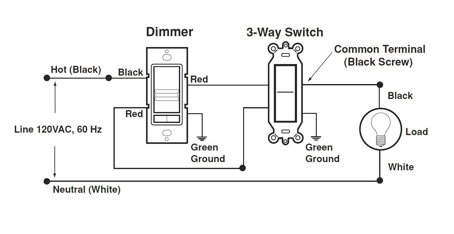 Leviton Dimmer Wiring Diagram Extraordinary