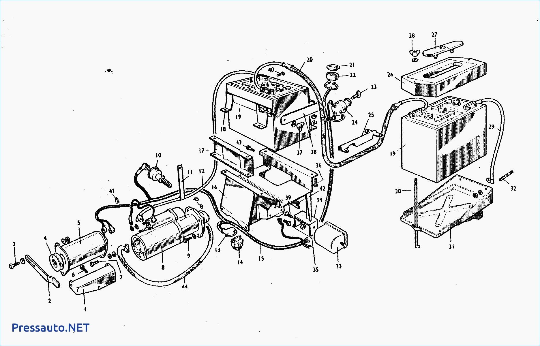 Massey Ferguson 35 Wiring Diagram Download