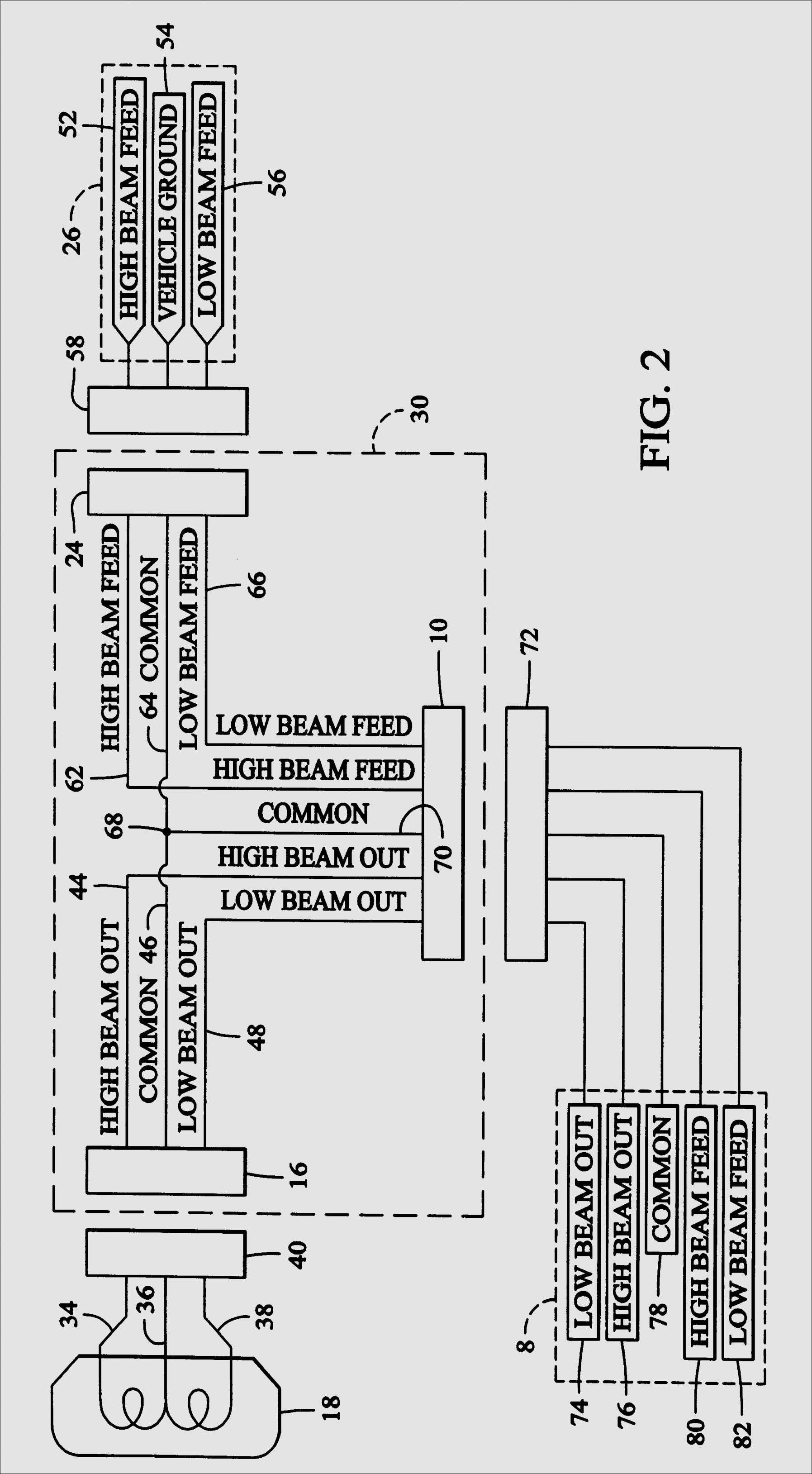Boss Plow Wiring Diagram Plow Side