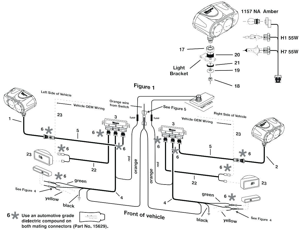 Curtis Snow Plow Wiring Diagram