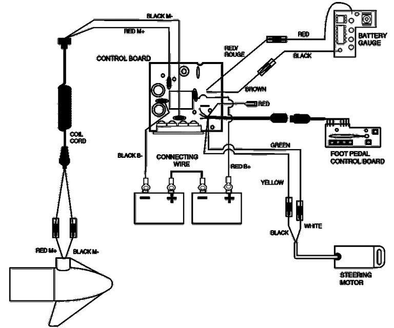 Motorguide Trolling Motor Wiring Diagram Fresh Xi5 Parts