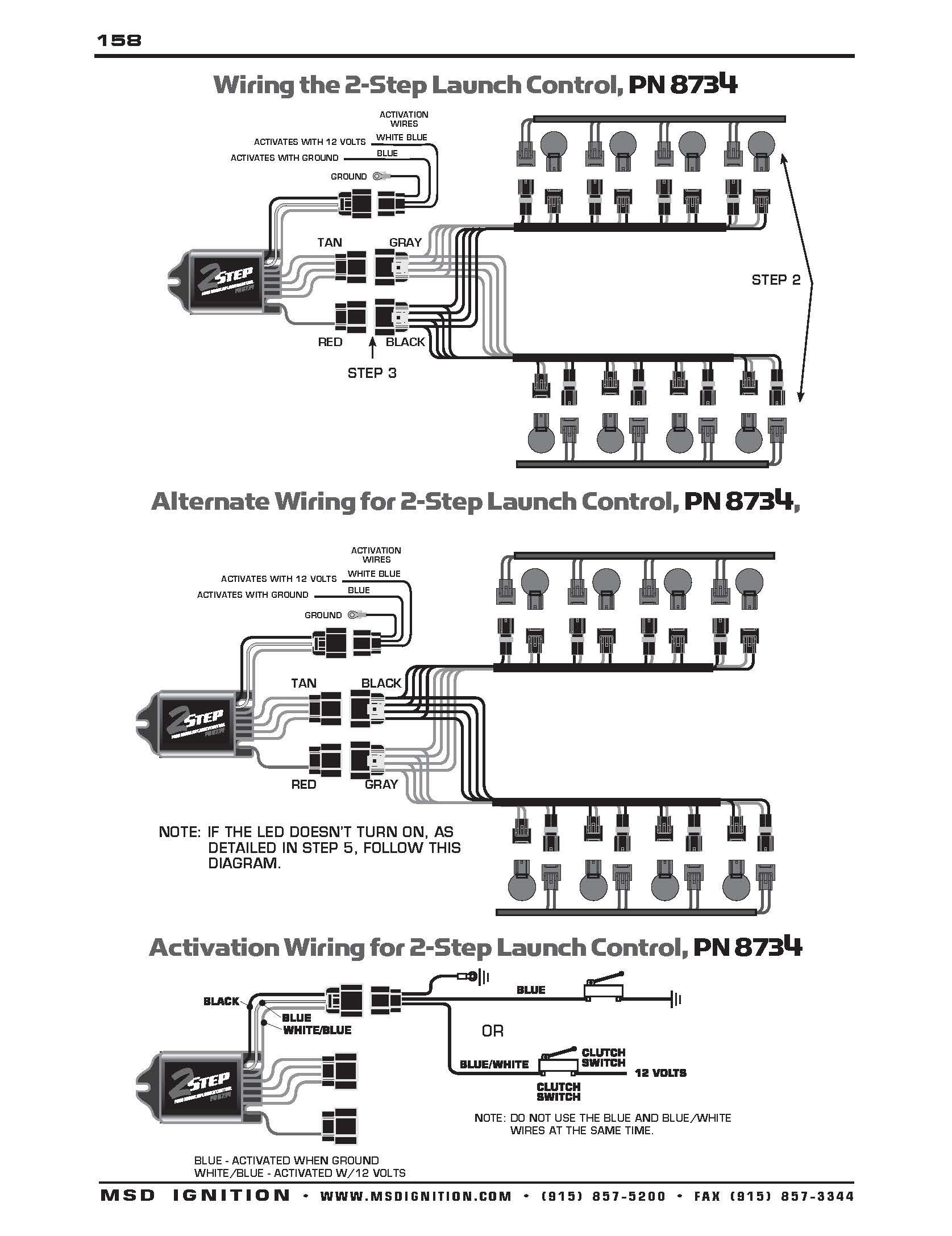 Msd Wiring Diagrams