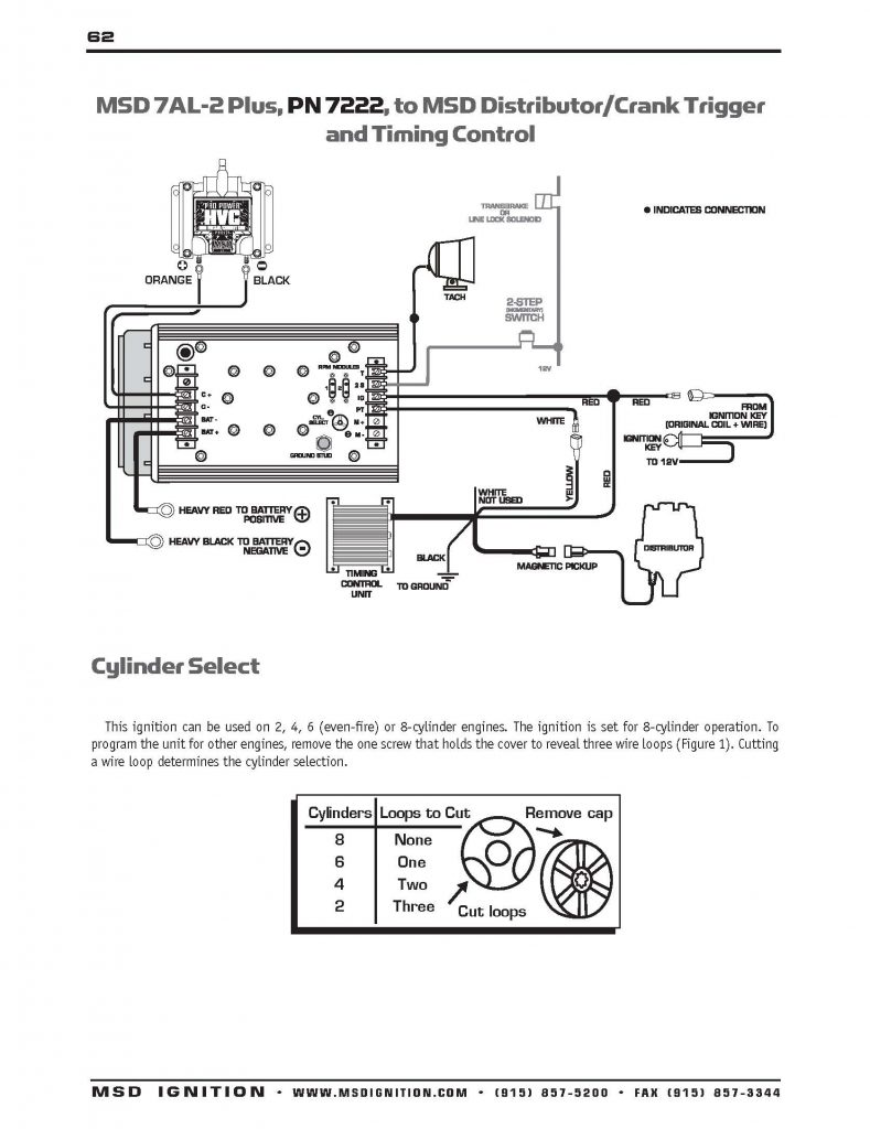 Msd Wiring Diagrams – Brianesser