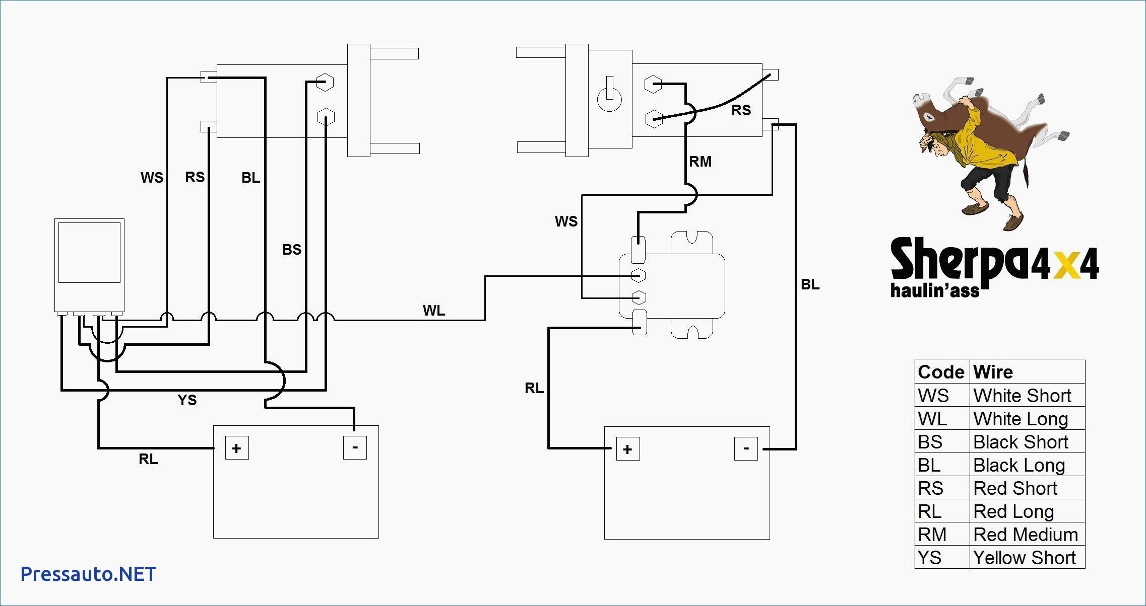 Ramsey Winch Wiring Diagram Free Download Schematic