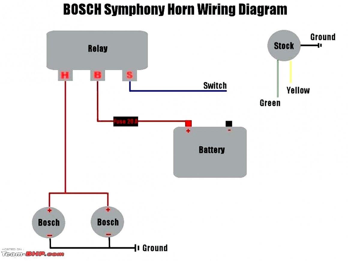 Kleinn Air Horn Wiring Diagram Collection