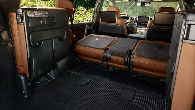 2020 Land Cruiser Interior Features And Changes 2020 Land Cruiser