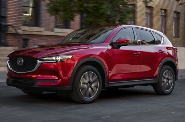 2020 Mazda Cx 5 Wearing Well Known Kodo Design Language Website Of