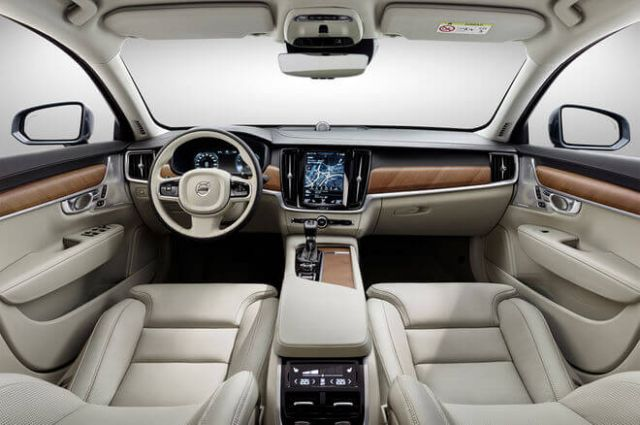 2020 Volvo XC90 Redesign, Hybrid, T8, Interior >> New 2020 Volvo Xc90 To Be Completely Redesigned Website Of