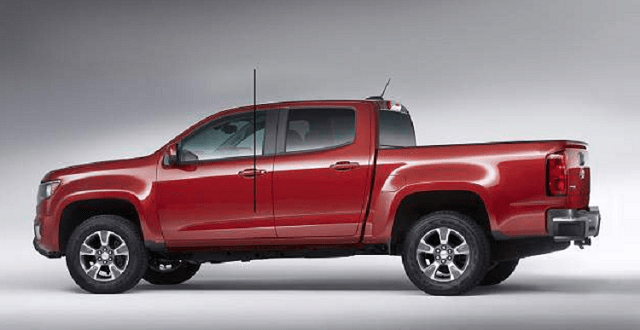 2020 Dodge Dakota view